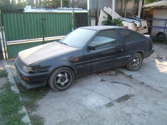 [Image: AEU86 AE86 - ZDoman's projects - Hungary]